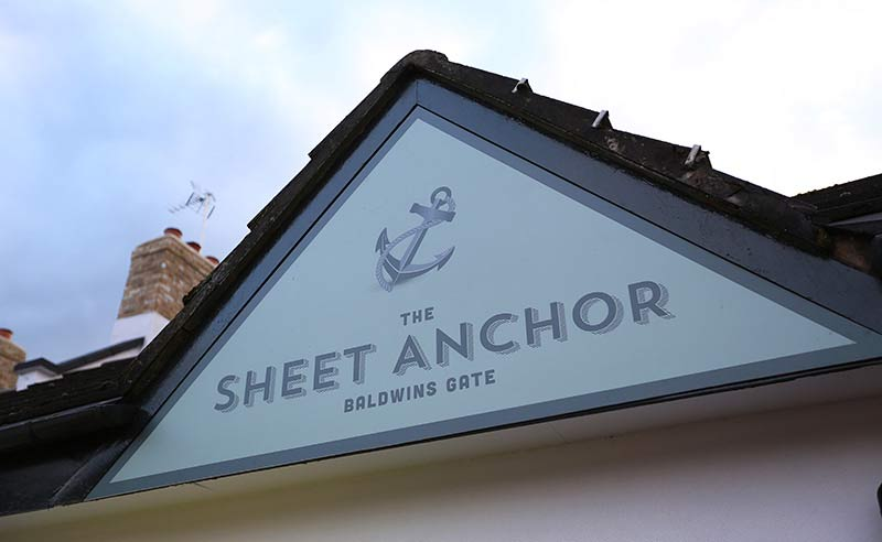 Sheet Anchor