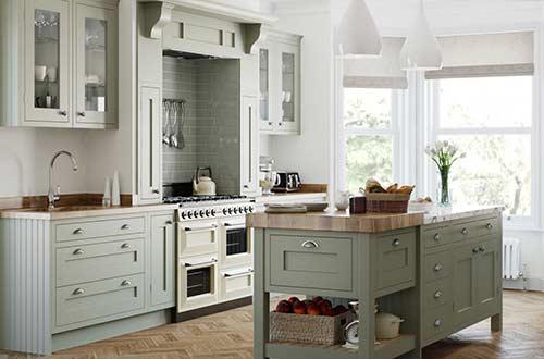 Kitchens & Bedrooms