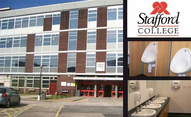 Stafford College Renovations
