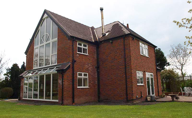 Two Storey Extension - Betley